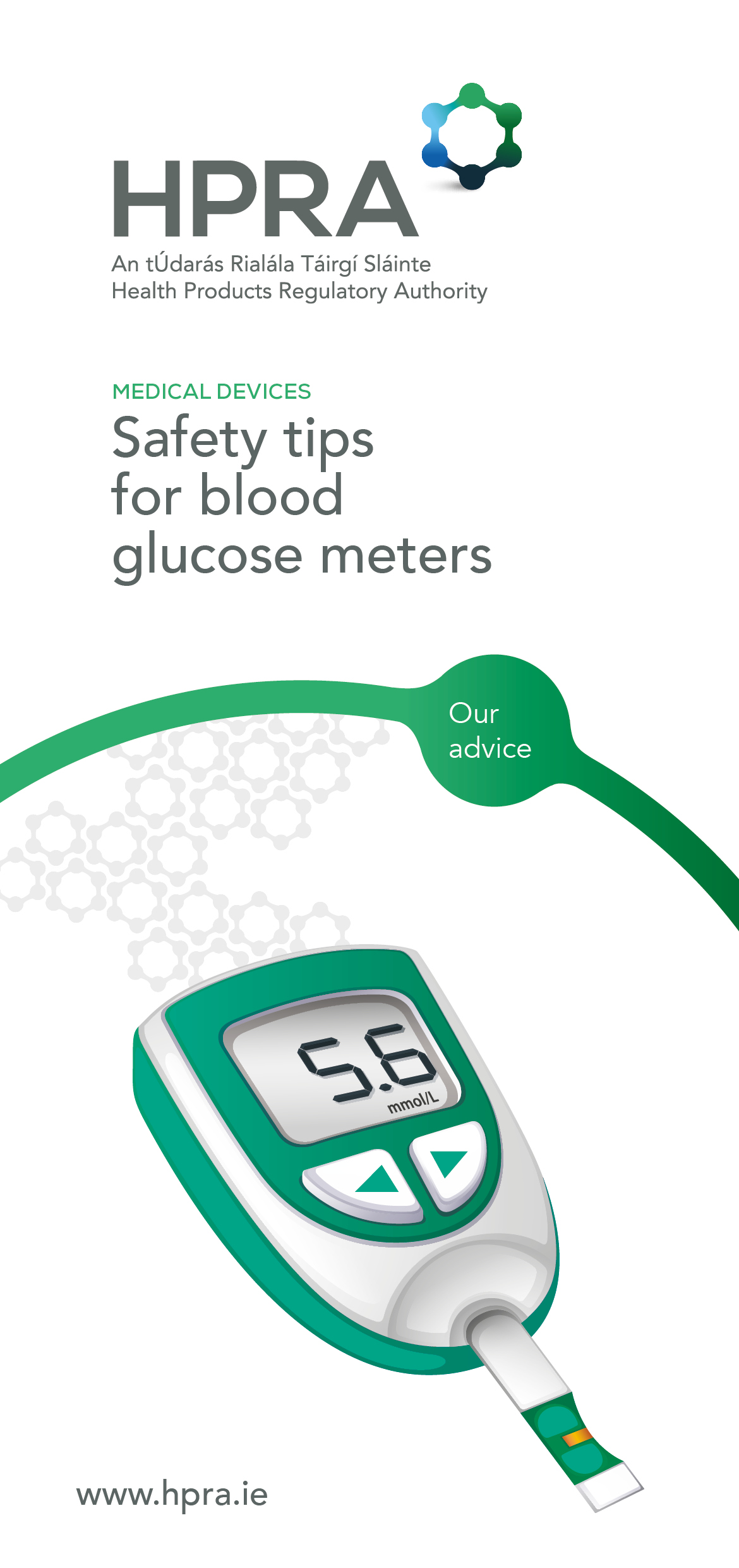 HPRA_Blood Glucose Meters_Cover