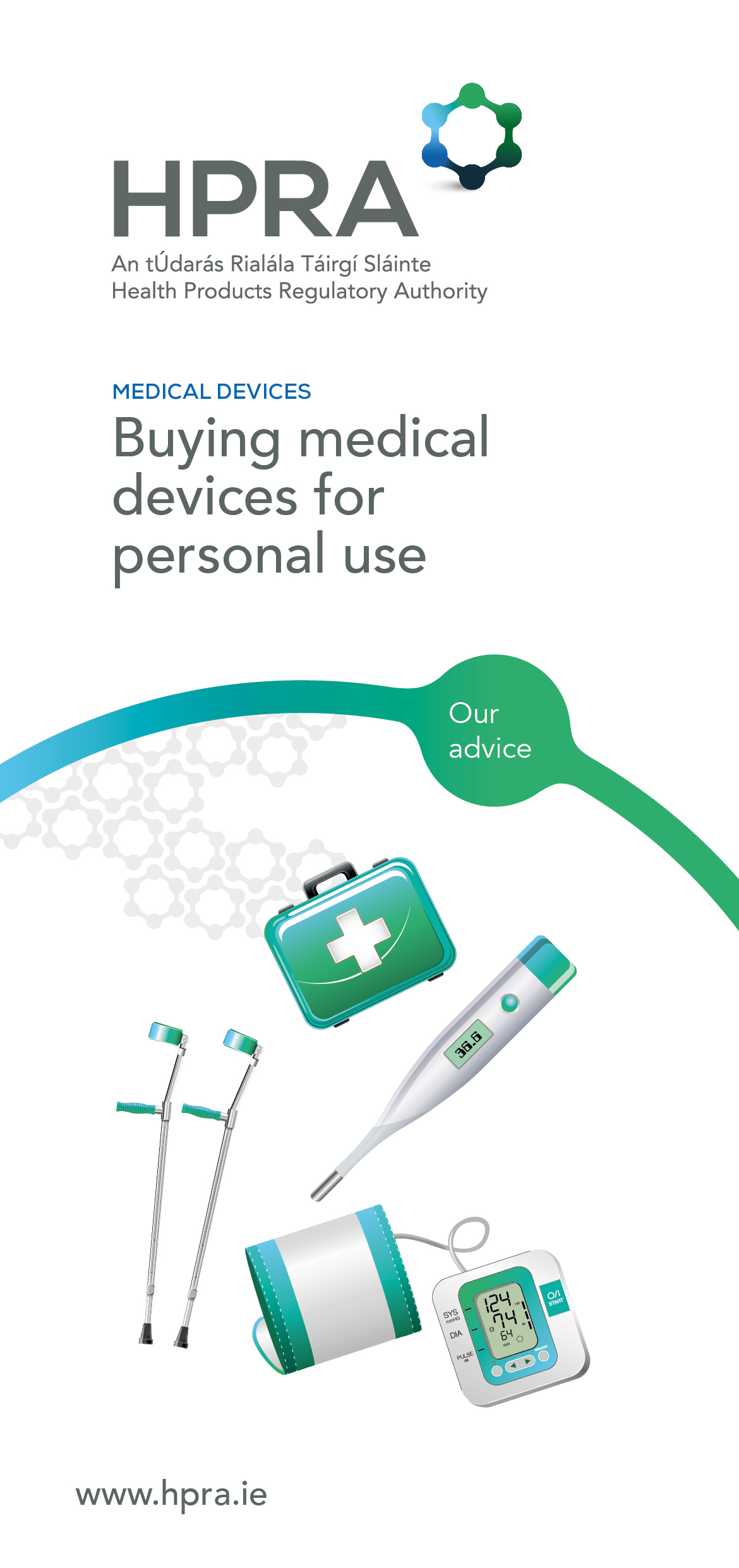 HPRA_Buying medical devices_Cover
