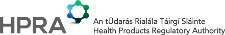 The Health Products Regulatory Authority logo