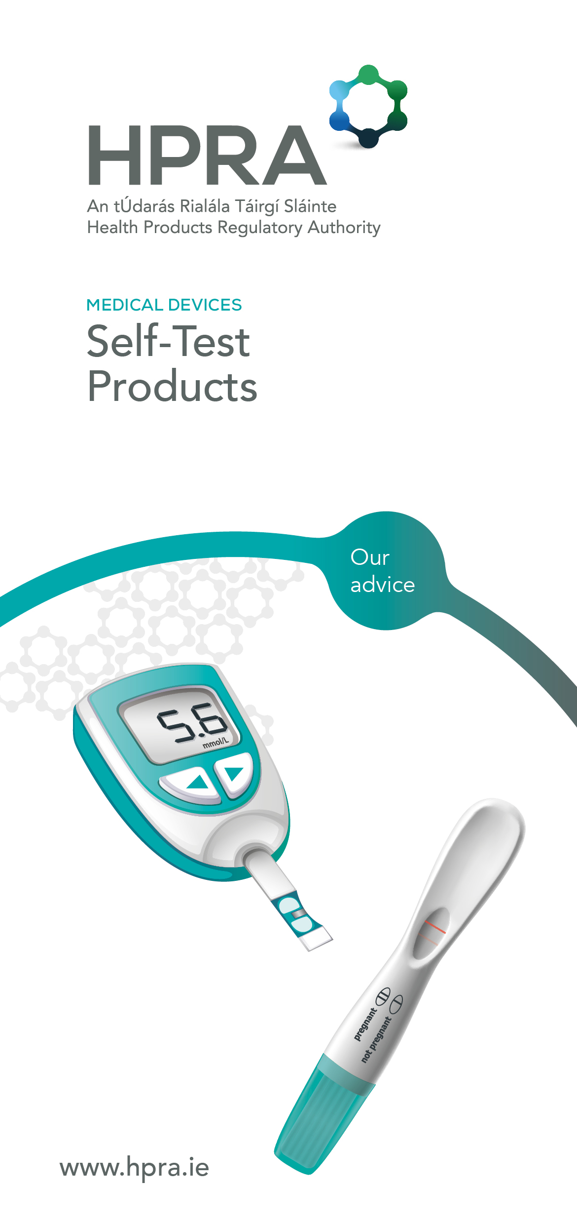 HPRA_SelfTestProducts_Cover