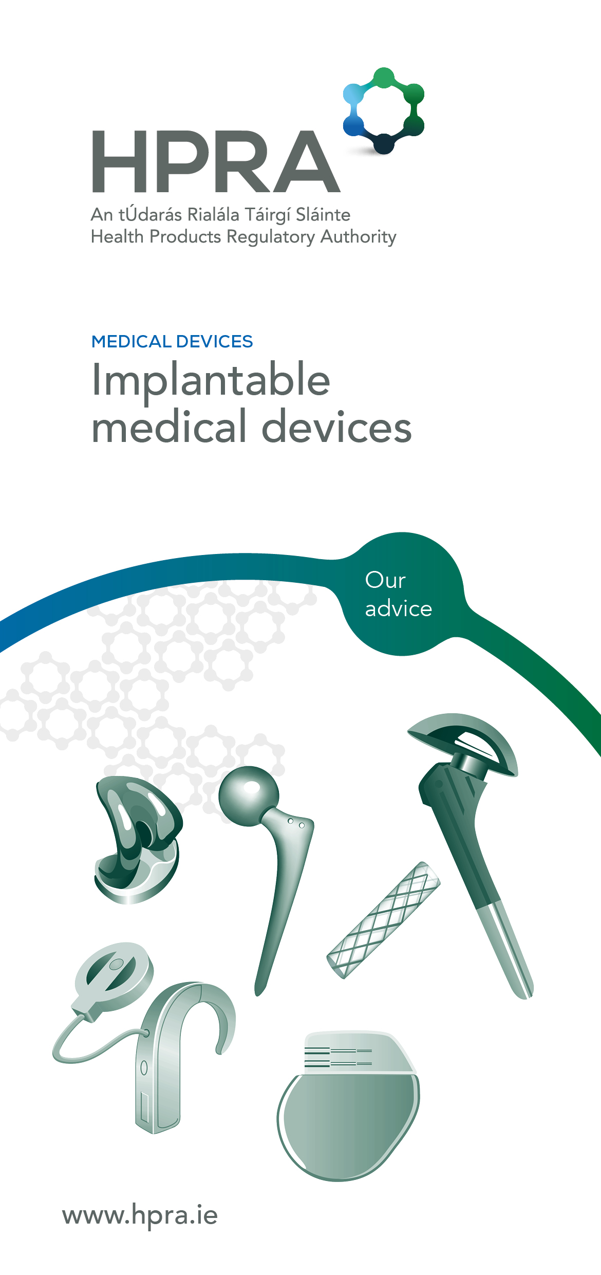HPRA_Implantable medical devices_Cover